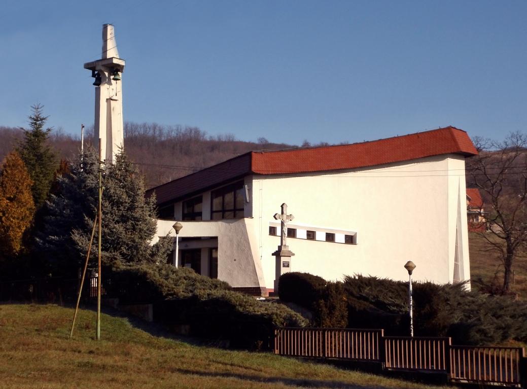 Kostol sv. Imricha v Ďarmotách
