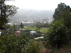 Boquete panama, Overlooking Boquete