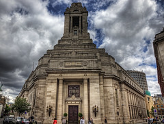 The Masonic Temple in London