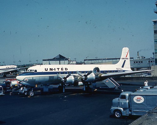 Cleveland Hopkins Airport May 1963