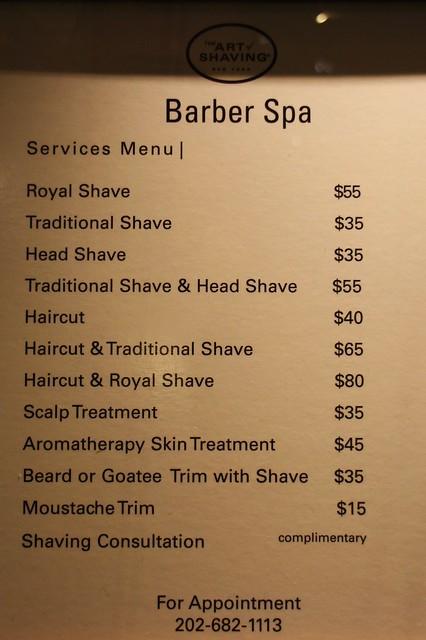 Art Of Shaving Price List Flickr Photo Sharing
