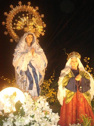 16.Primera aparición de Nuestra Señora de Lourdes (1858) – Winston Victorino