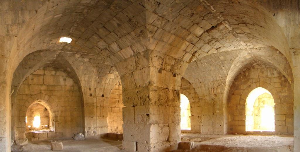 Siria Castillo de Saladino 54