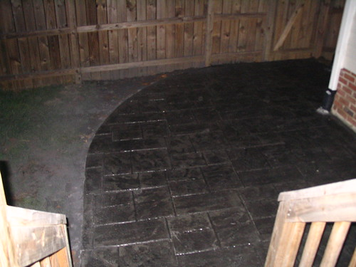 New Patio Finished
