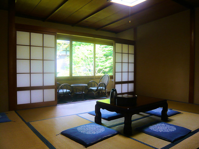 Ekoin temple - Guest room