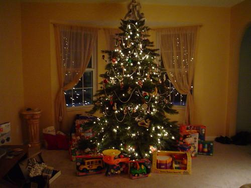 Aidan's First Christmas