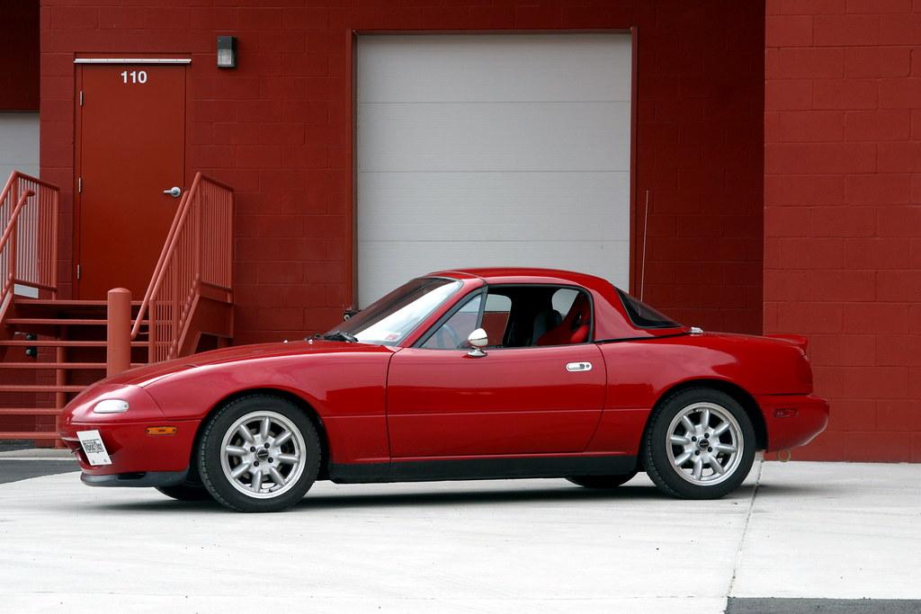 My 1991 Mazda Miata