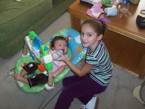 october 2008 - Ella & Delilah