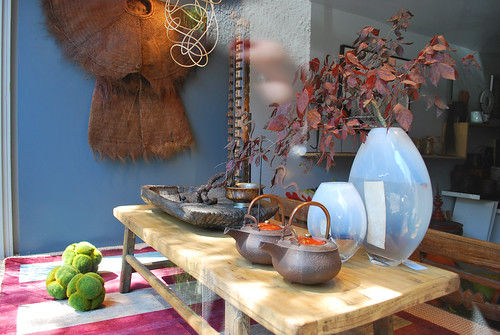 Fall Window Display by battyward