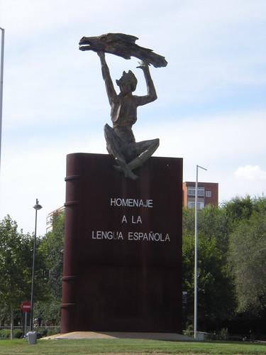 Homenaje a la Lengua Española