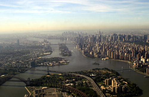 Aerial NYC