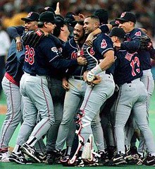 FGR And the Winner Is... 1995 Cleveland Indians ALCS Champs!