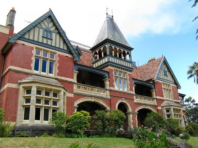 North Park Mansion - Essendon by Dean-Melbourne