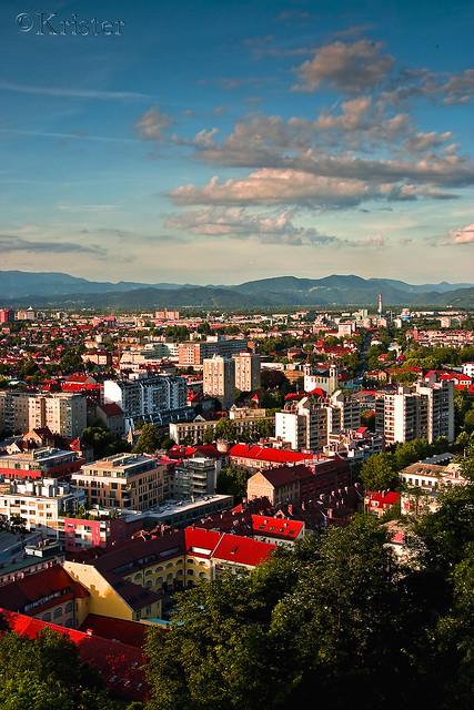 RTW itinerary, Ljubljana