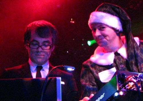 Suit Elf & Naughty Elf