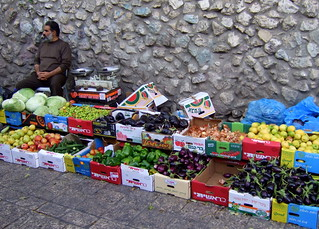 Fruit and Veg, Old City, Jerusalem