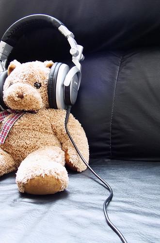 I love my music !