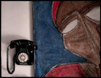 telefon i contestador