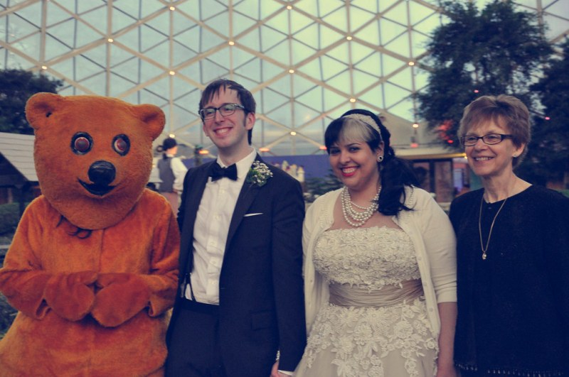 The bear, Judith and Us