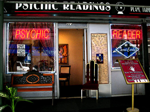 Psychic Reader nyc