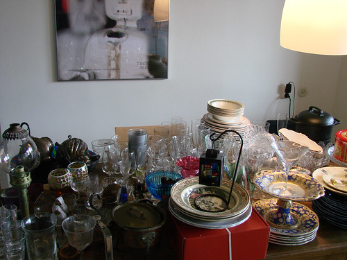 gamla glas