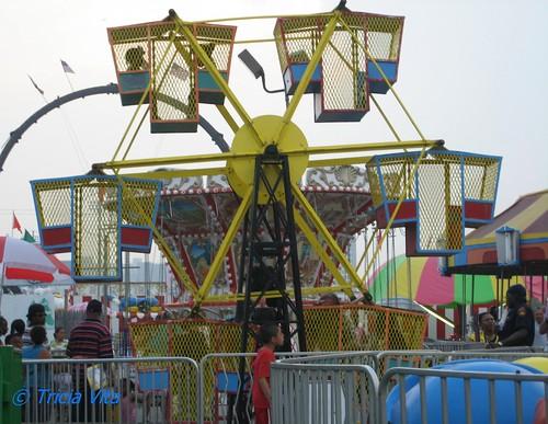 Kiddie Ferris Wheel