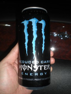 Reduced Carb Monster Energy