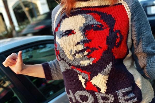 Hope via Sweater