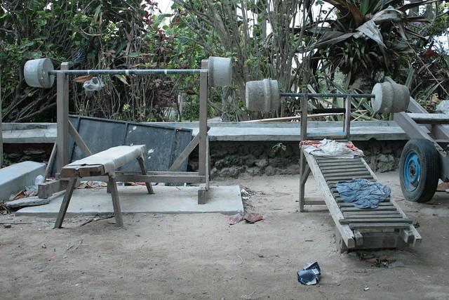 fitness Bali