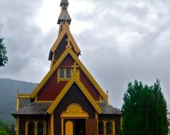Balestrand stave Church