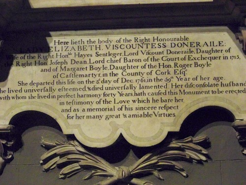 Elizabeth, Viscountess Doneraile