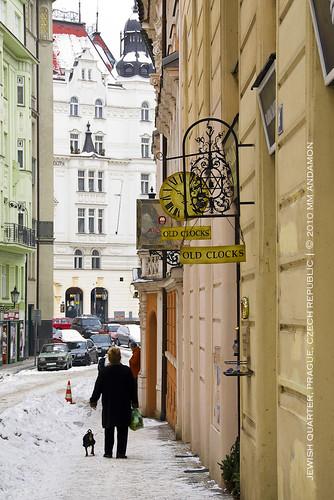 Josefov (Jewish Quarter), Prague