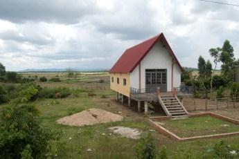 Modernes Langhausa
