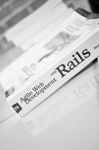 Agile Web Development wit Rails