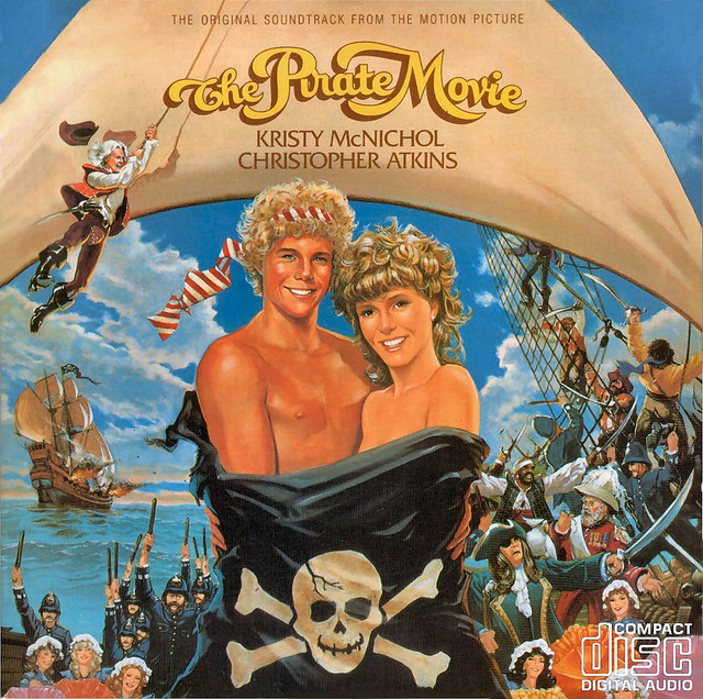 Pirate Movie soundtrack