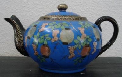 Lantern Teapot