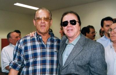 Paulo Pimentel e Frank Silva