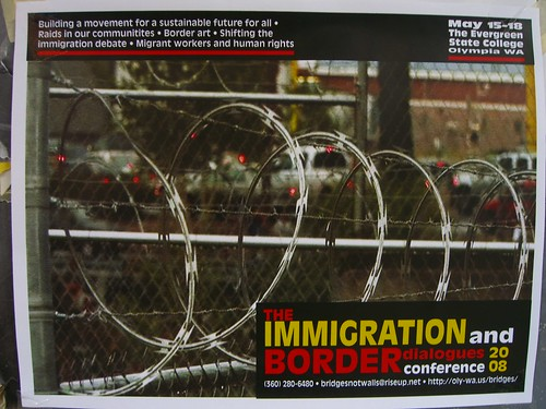 The Immigration and Border Dialogues Conference  Olympia, WA | By dreamsjung  cc: flickr