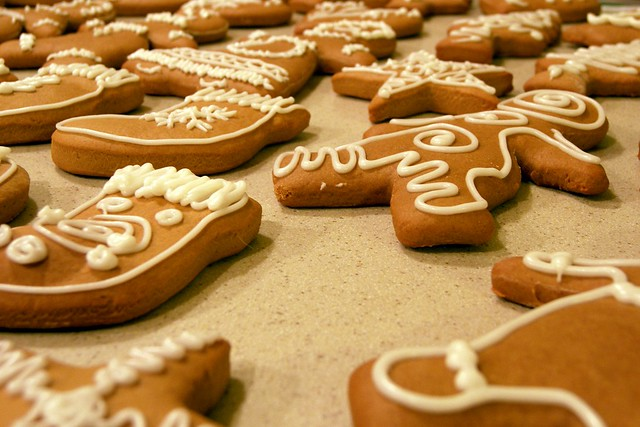 Photo:Gingerbread cookies By:deborah.soltesz