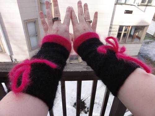 Reversible Wristers