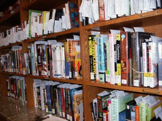 Image result for library hold shelf