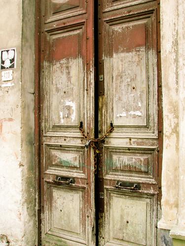 Puertas bien cerradas