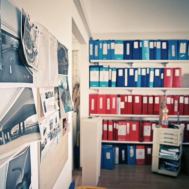 Profondo Archivio di Lavori