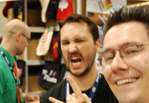 Wil Wheaton & Paul Horn (Cool Jerk)