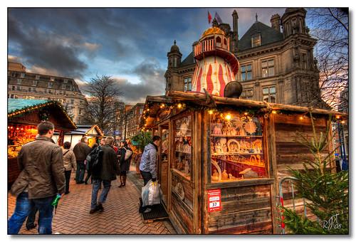 Frankfurt Christmas Market, Birmingham