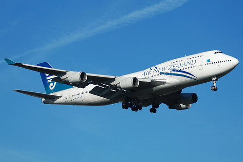 Air New Zealand 747-400, ZK-SUI by robertjamesstarling, on Flickr