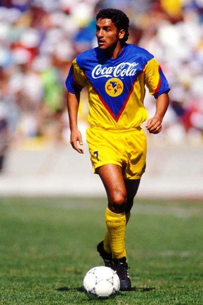 Gonzalo Farfán del Club América