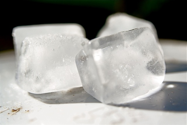 Frozen Ice Cubes IMG_1021