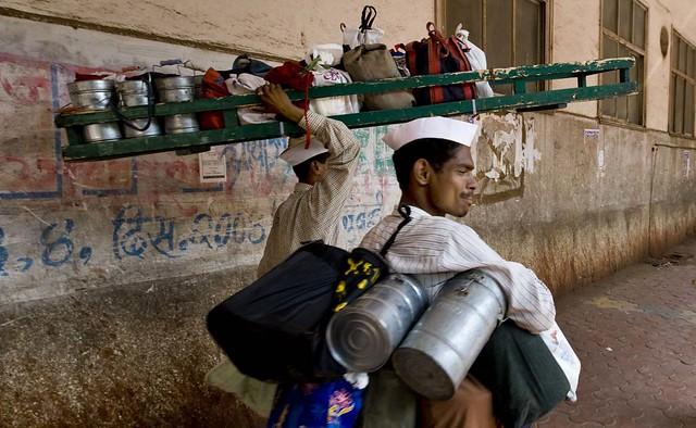 Mumbai Dabbawala or Tiffin Wallahs: 200,000 Tiffin Boxes Delivered Per Day