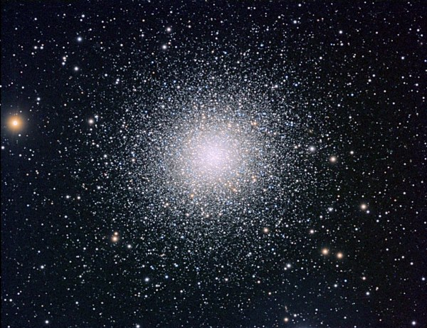 M13 Globular Cluster in Hercules - a photo on Flickriver